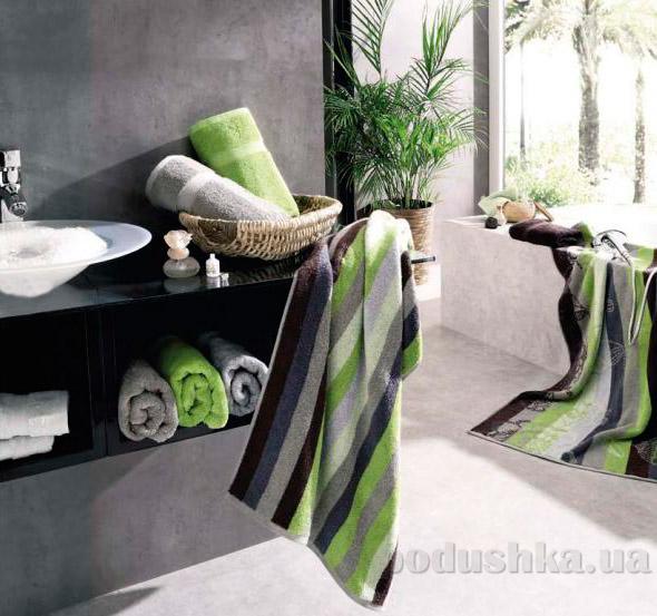 Полотенце махровое Maisonette Bloomy
