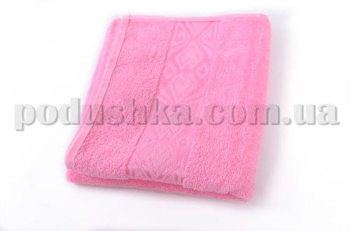 Полотенце махровое Maisonette Inka розовое