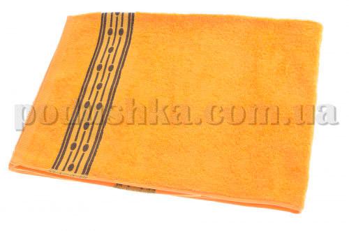 Полотенце махровое Maisonette Orion желтое