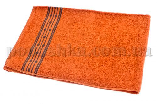 Полотенце махровое Maisonette Orion горчичное