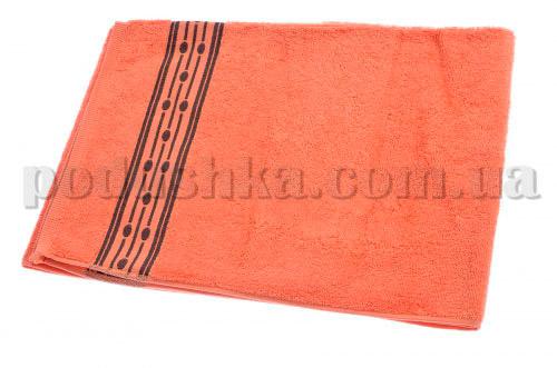 Полотенце махровое Maisonette Orion мандарин
