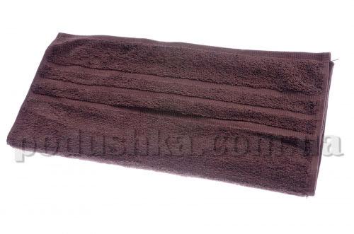 Полотенце махровое Maisonette Premium коричневое