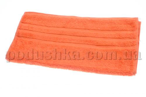 Полотенце махровое Maisonette Premium оранжевое