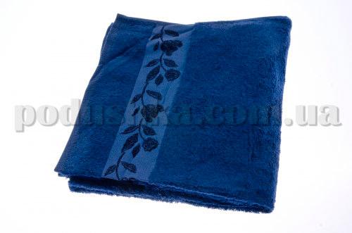 Полотенце махровое Maisonette Sebnem синее