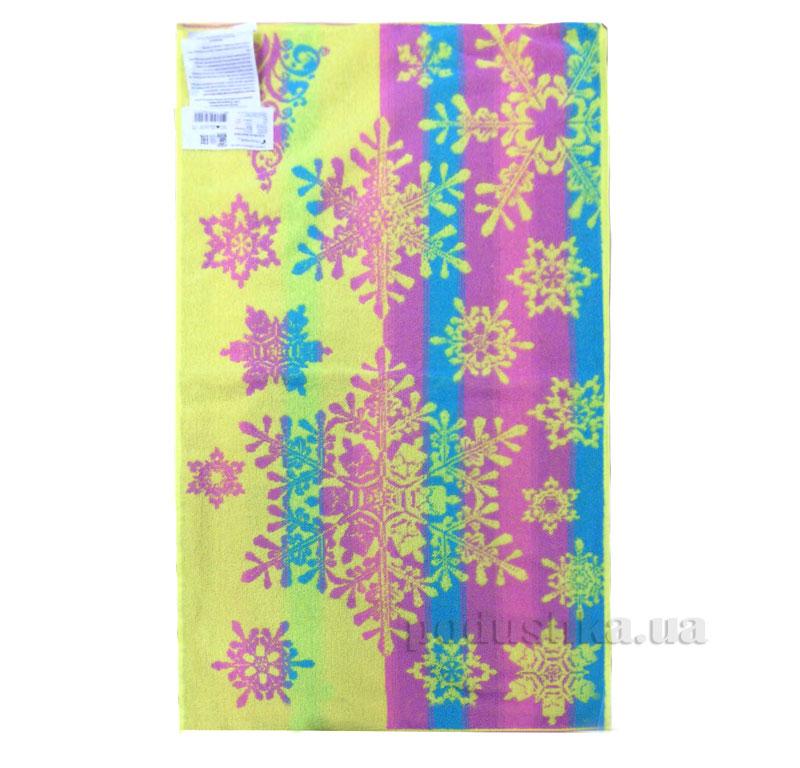 Полотенце махровое Merry Christmas Речицкий текстиль