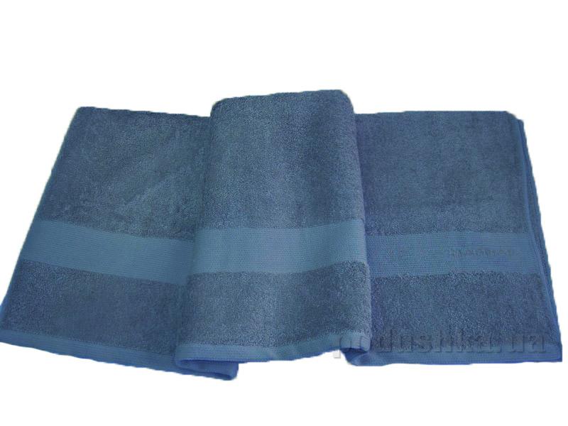 Полотенце махровое Naf Naf Millenium серо-голубой