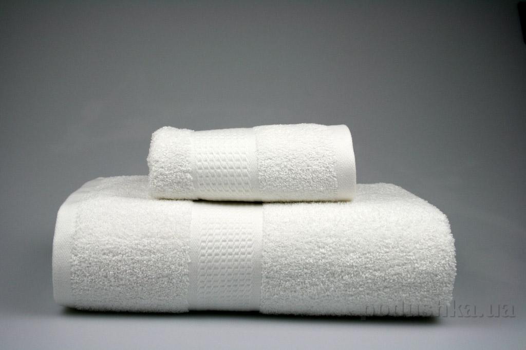 Полотенце махровое Home line белое
