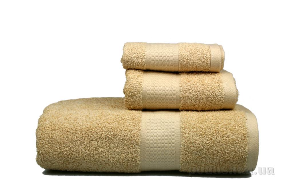 Полотенце махровое Home line песочное