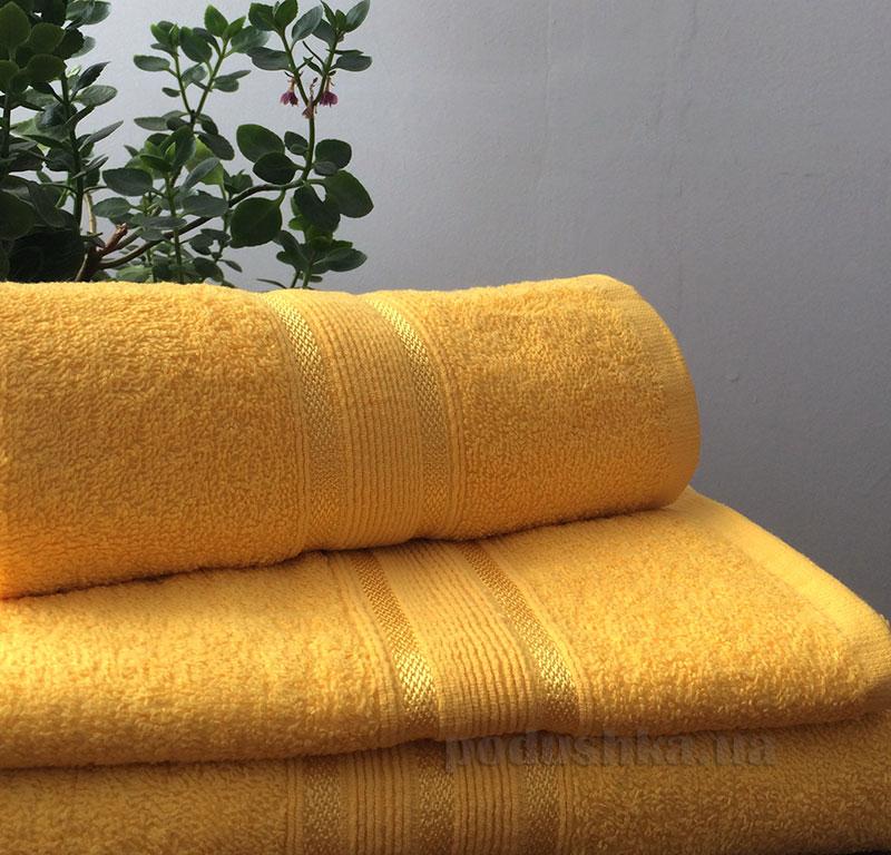Полотенце махровое Nostra Yellow