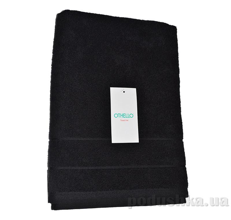 Полотенце махровое Othello Mania черное