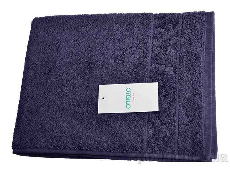Полотенце махровое Othello Mania фиолетовое 70х140 см  Othello
