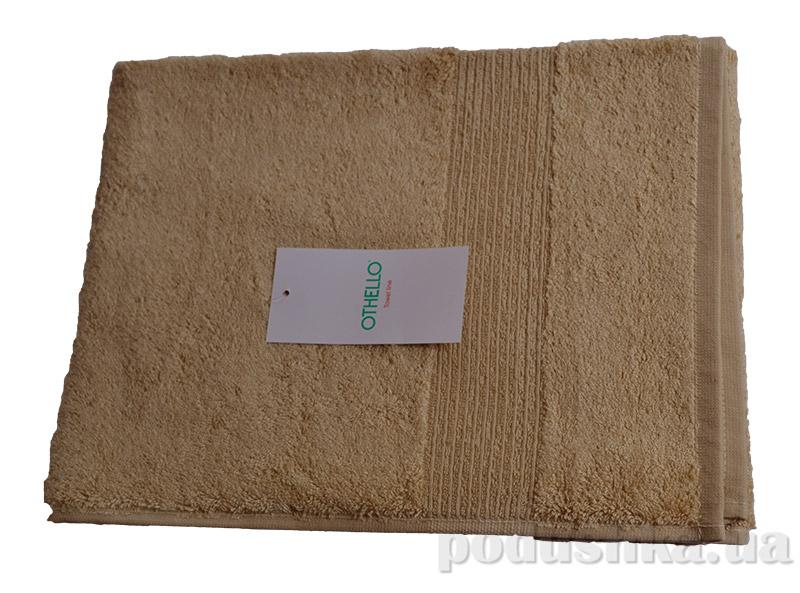 Полотенце махровое Othello Minerali бежевое 70х140 см  Othello