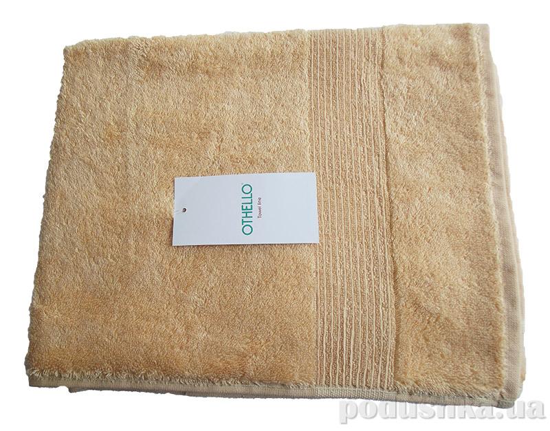 Полотенце махровое Othello Minerali песочное 70х140 см  Othello
