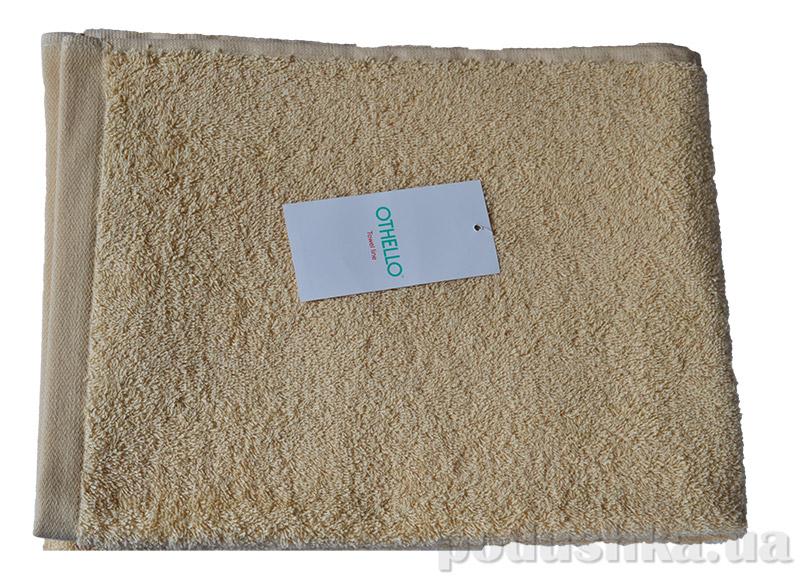 Полотенце махровое Othello Pure песочное
