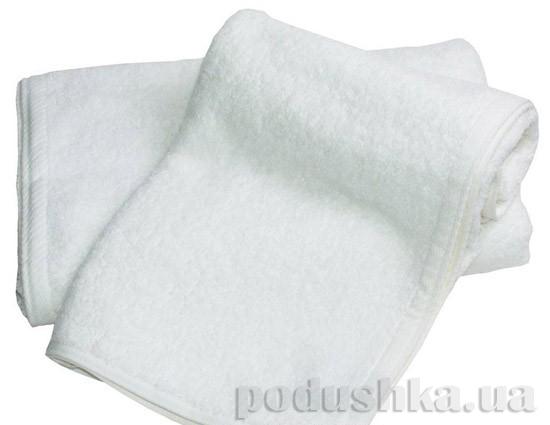 Полотенце махровое Pavia лицевое белое 50х90 см