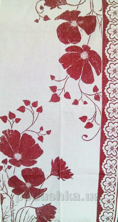 Полотенце махровое Речицкий текстиль Аленький цветочек