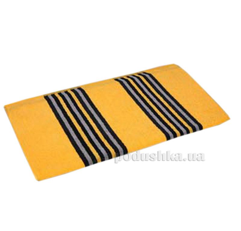 Полотенце махровое Речицкий текстиль Гранд желтое