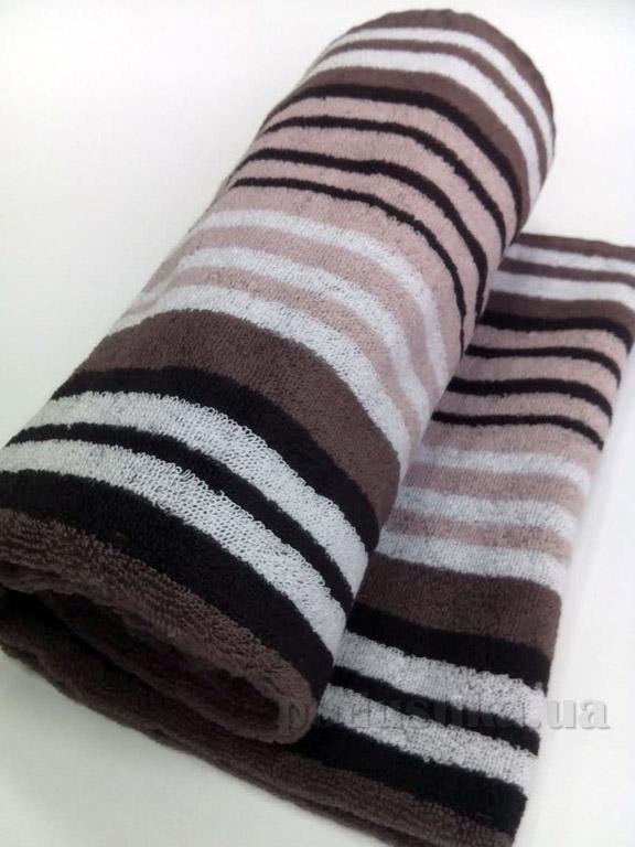 Полотенце махровое Речицкий текстиль Грей