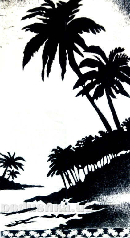Полотенце махровое Речицкий текстиль Пальма