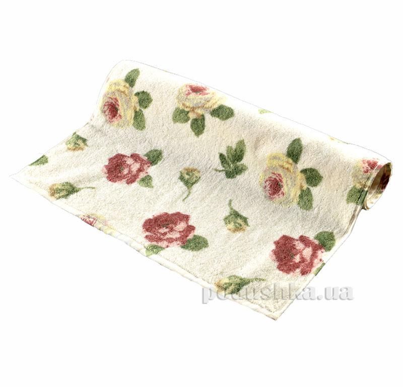 Полотенце махровое Shamrock Aura цветы