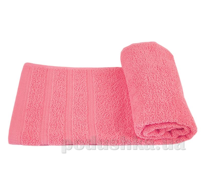 Полотенце махровое Софт Ярослав розовое