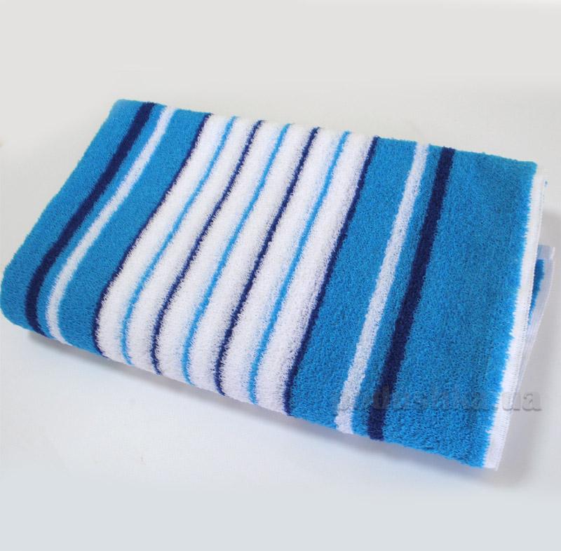 Полотенце махровое SoundSleep ss00401 голубое