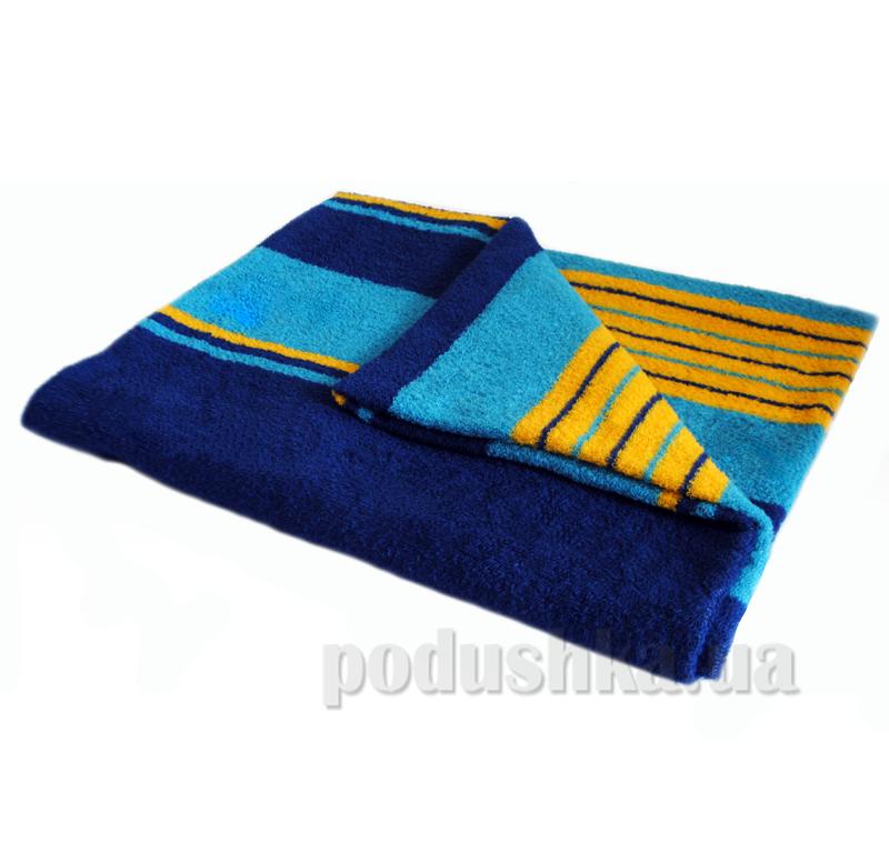Полотенце махровое SoundSleep ss00403 синее