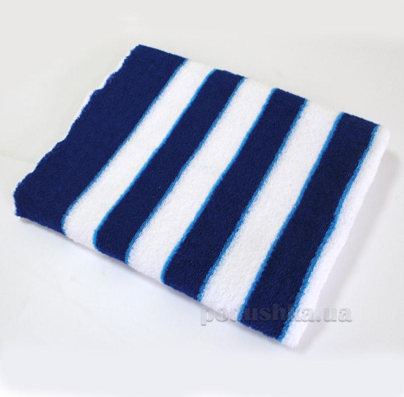 Полотенце махровое SoundSleep ss00405 темно-синее