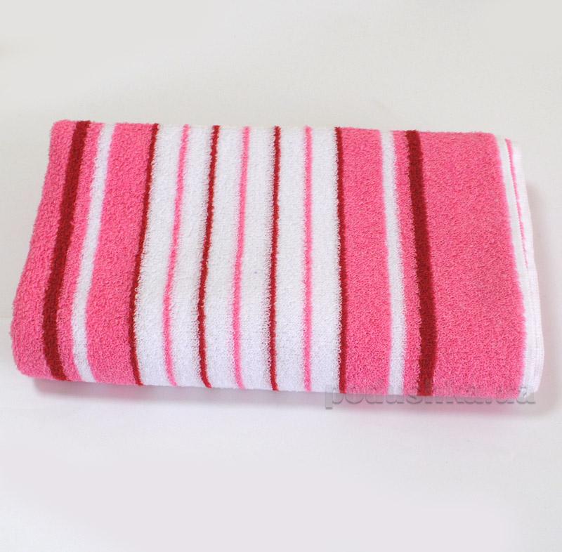 Полотенце махровое SoundSleep ss00407 розовое