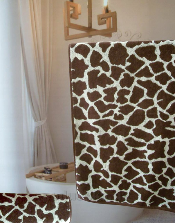 Полотенце махровое Terry Lux Африка