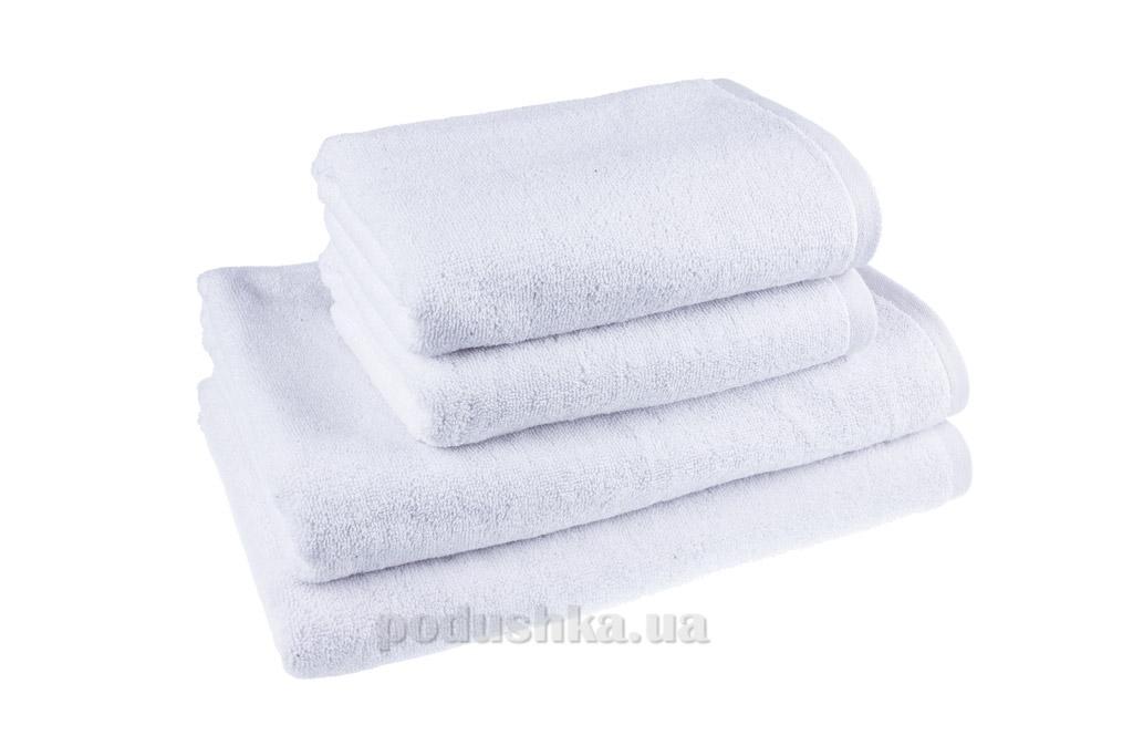Полотенце махровое Terry Lux Отель белое