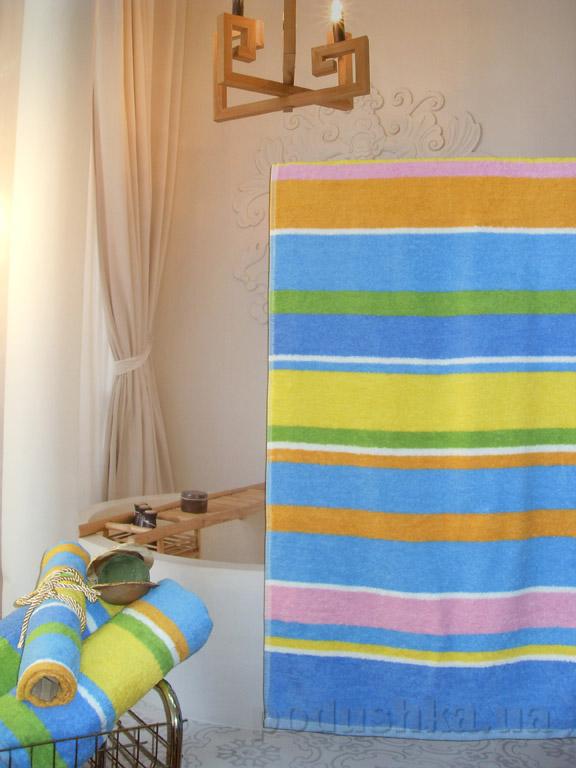 Полотенце махровое Terry Lux Веселка