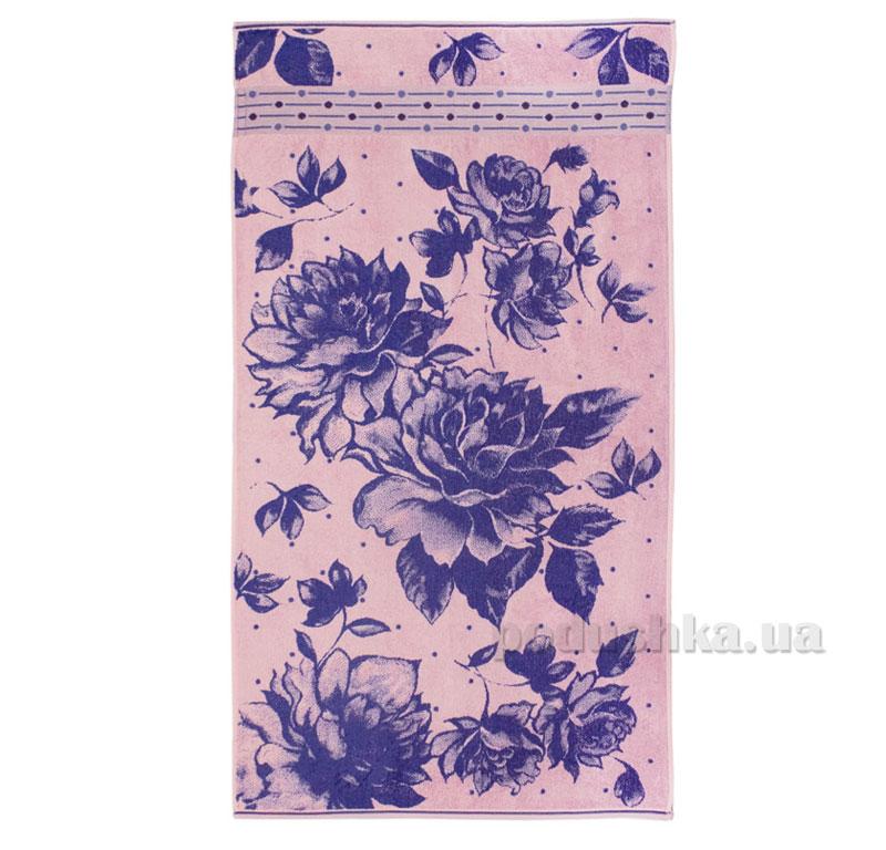 Полотенце махровое Вальс цветов Речицкий текстиль