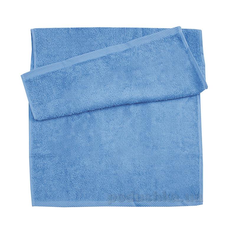 Полотенце махровое Ярослав 500 голубое