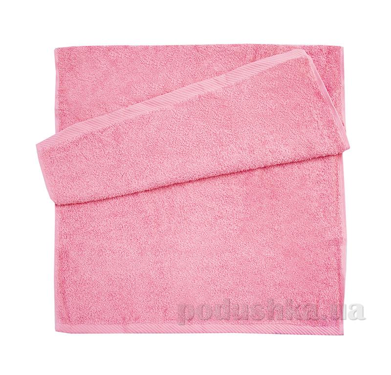 Полотенце махровое Ярослав 500 розовое
