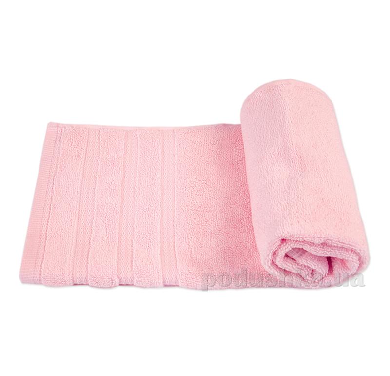 Полотенце махровое Ярослав Софт светло-розовое