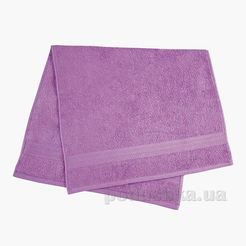 Полотенце махровое Ярослав ту лиловое