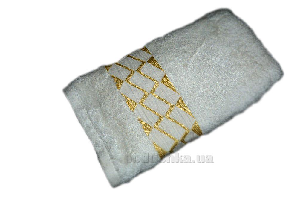 Полотенце Mariposa Kirac gold кремовое