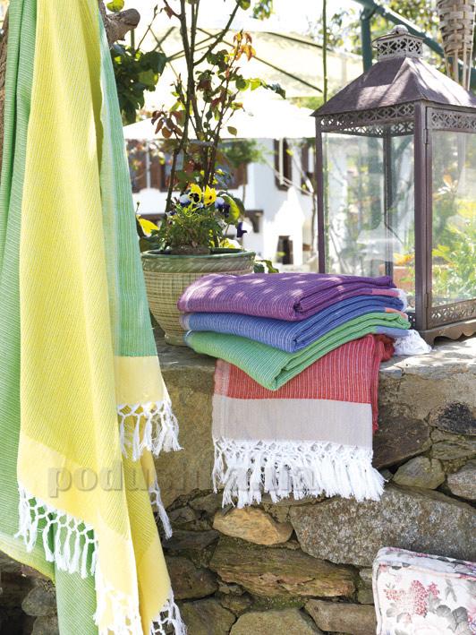 Полотенце пляжное Buldans Mercan