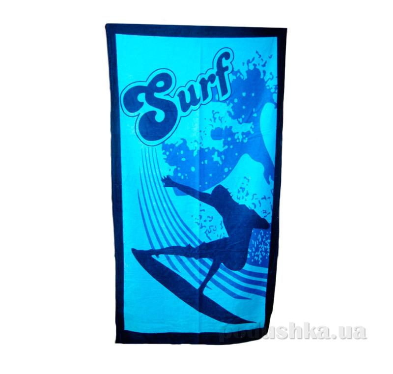 Полотенце пляжное Серф