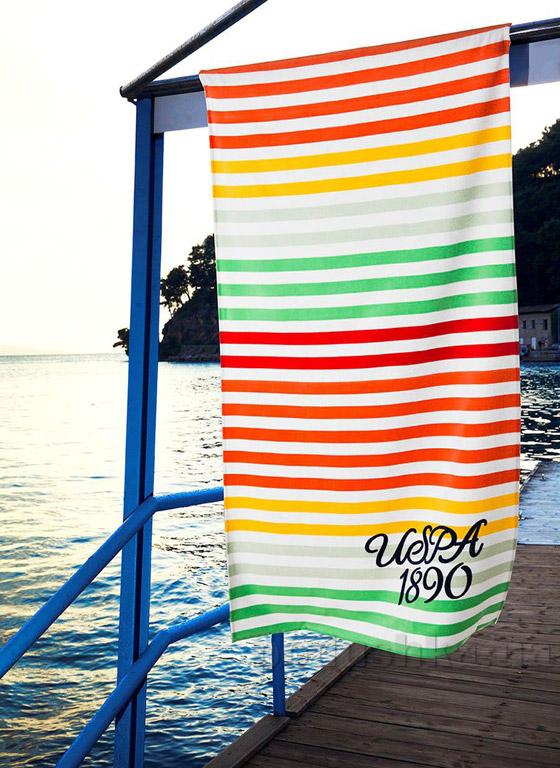 Полотенце пляжное U.S. Polo Assn Clymer
