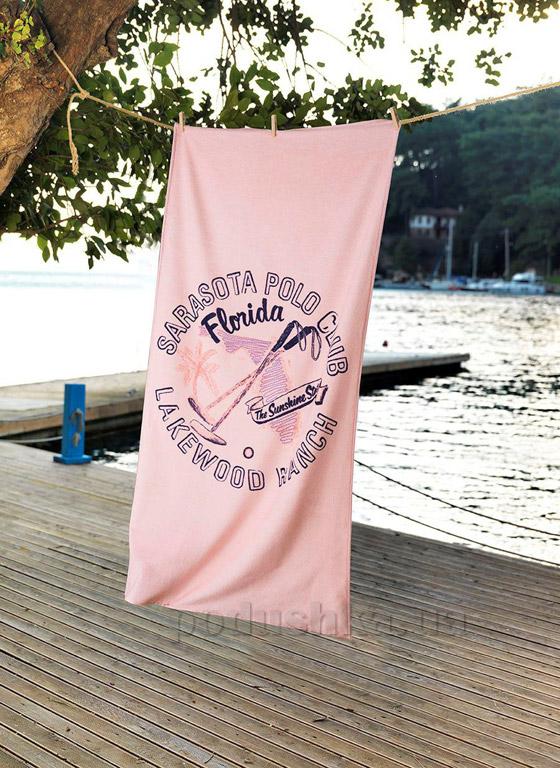 Полотенце пляжное U.S. Polo Assn Florida
