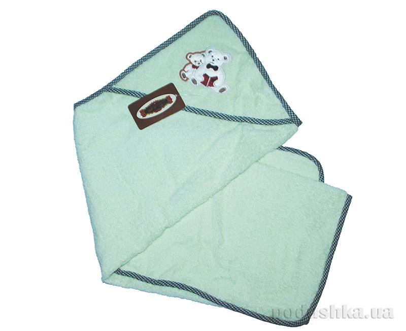 Полотенце с капюшоном Zastelli Мишки