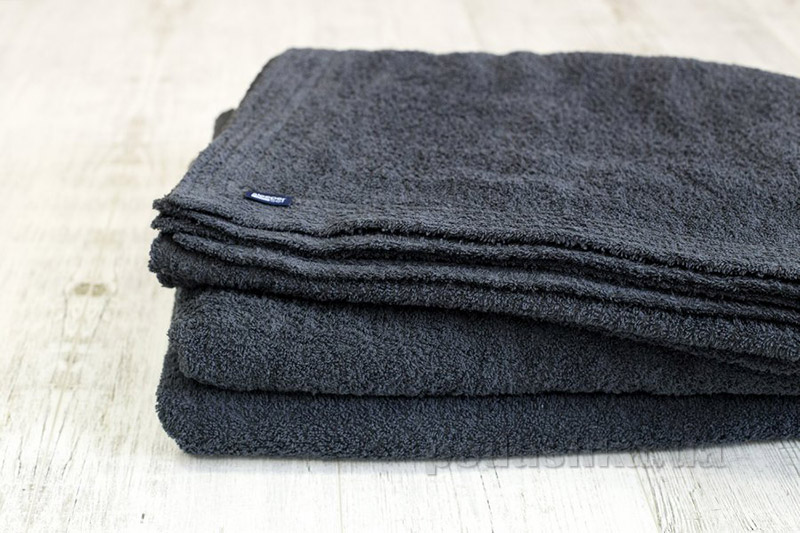 Полотенце Sleeper Set Graphite Towel
