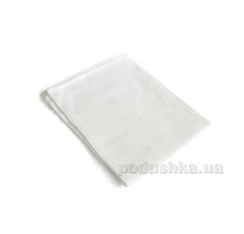 Полотенце вафельное Home line белое
