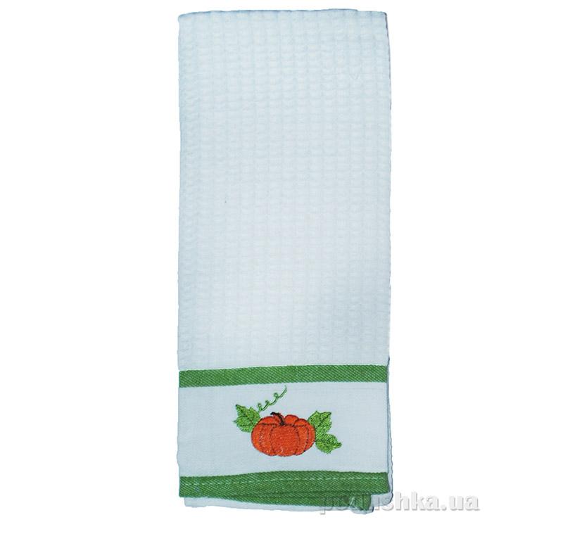 Полотенце вафельное Zastelli 1108 с вышивкой