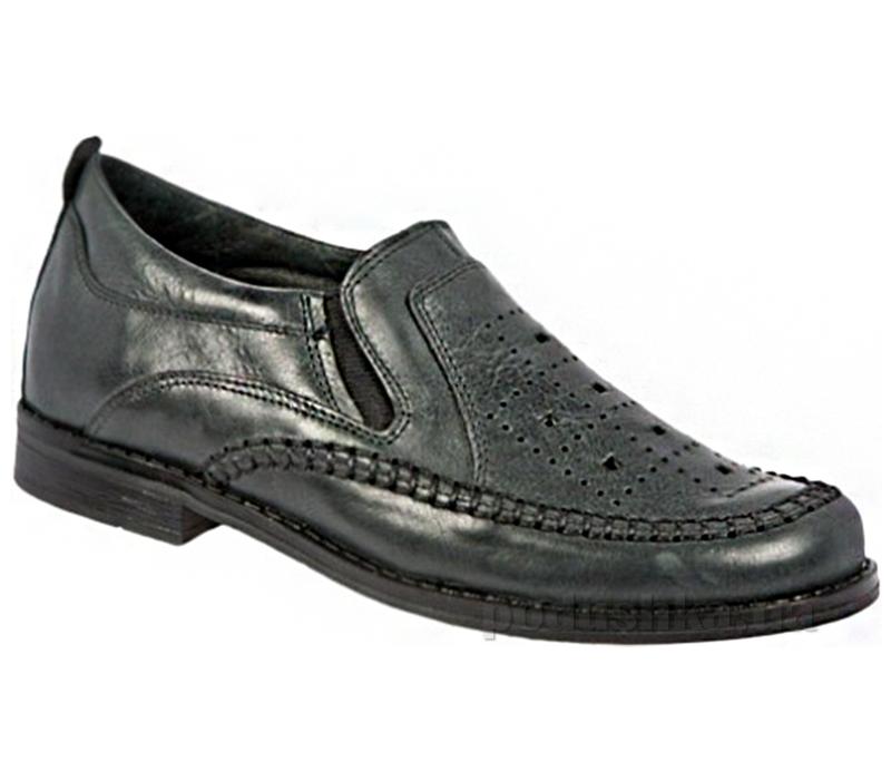 Туфли школьные Bartek 15335/18335-0FN