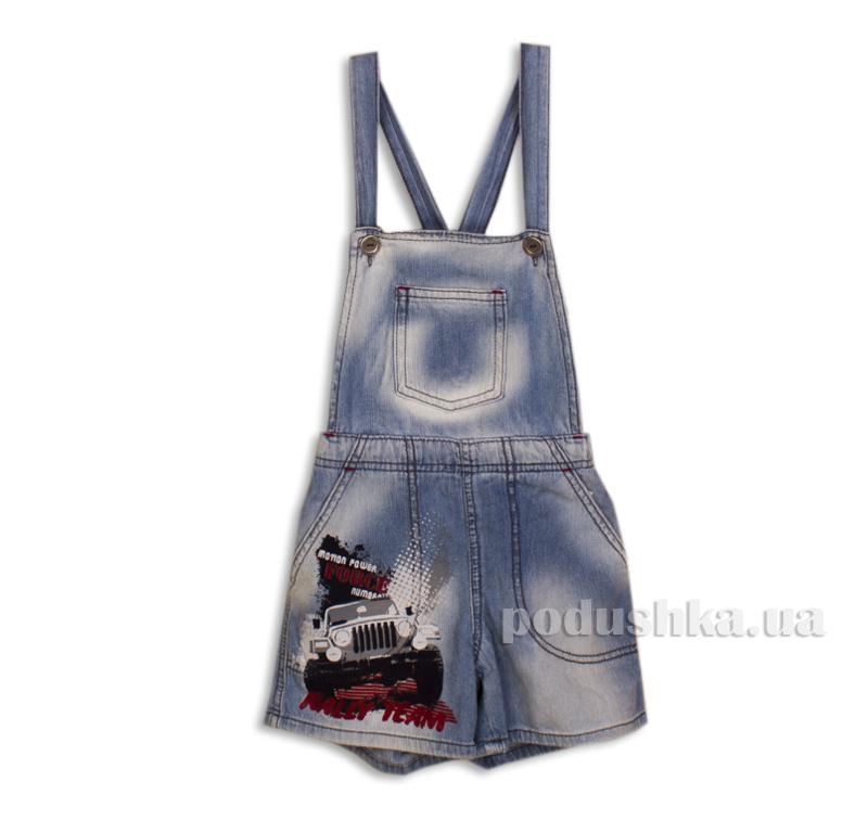 Полукомбинезон джинсовый Gloria Jeans 65823