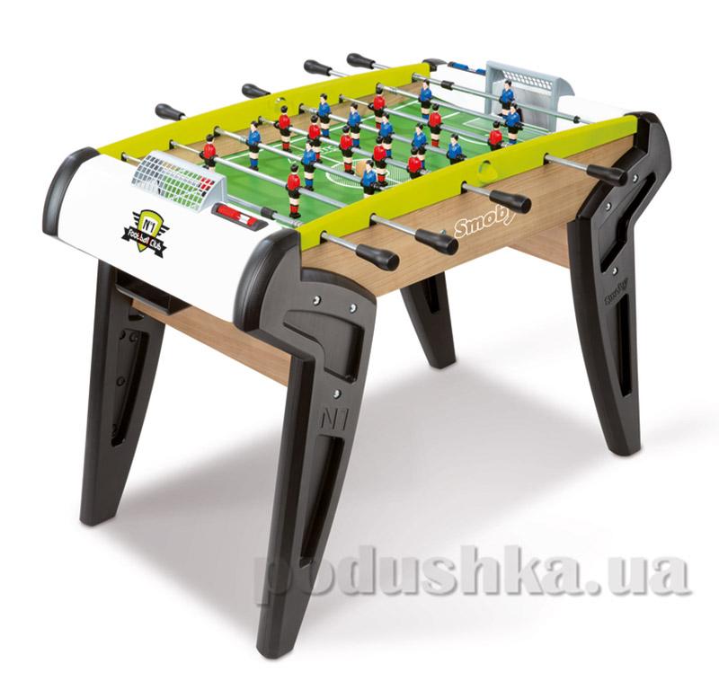 Полупрофессиональный футбольный стол Football Club Smoby 620300