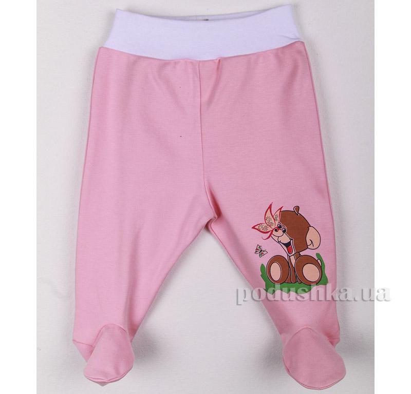 Ползунки детские Niso Baby 1044 розовые